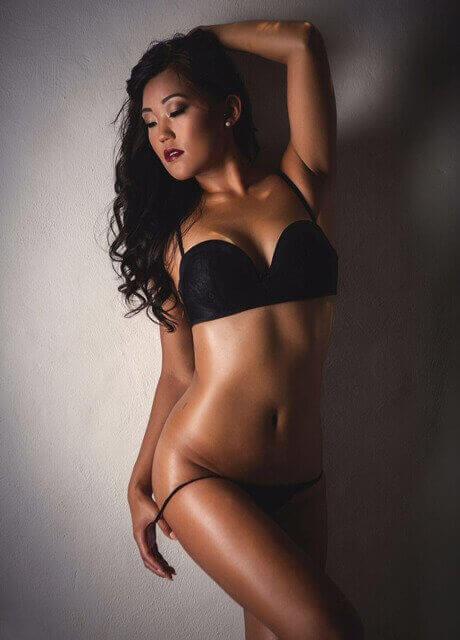 jazz asian waitress 2