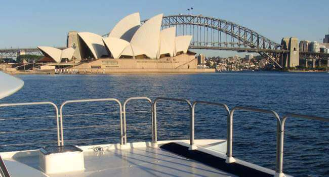 planning your sydney harbour cruise